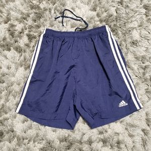 Adidas Shorts Blue Large